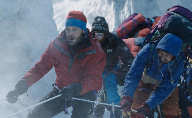 'Everest' Movie Review