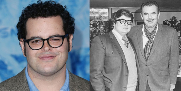 Josh Gad to Play Roger Ebert Opposite Will Ferrell in 'Russ & Roger'