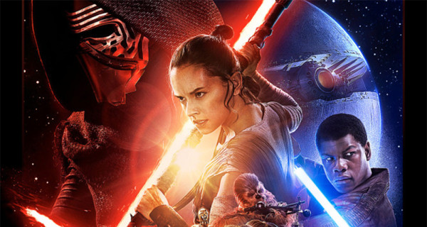 Watch: New Trailer for 'Star Wars: The Force Awakens'