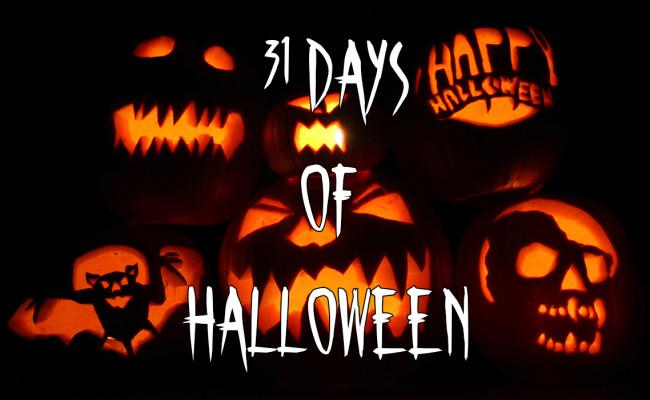 31 Days of Halloween: Recap