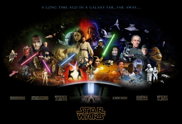 The Star Wars Saga: The Franchise From Top to Bottom
