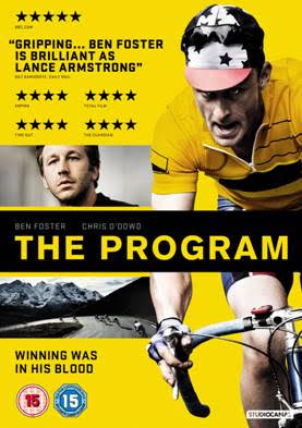 the program competition dvd