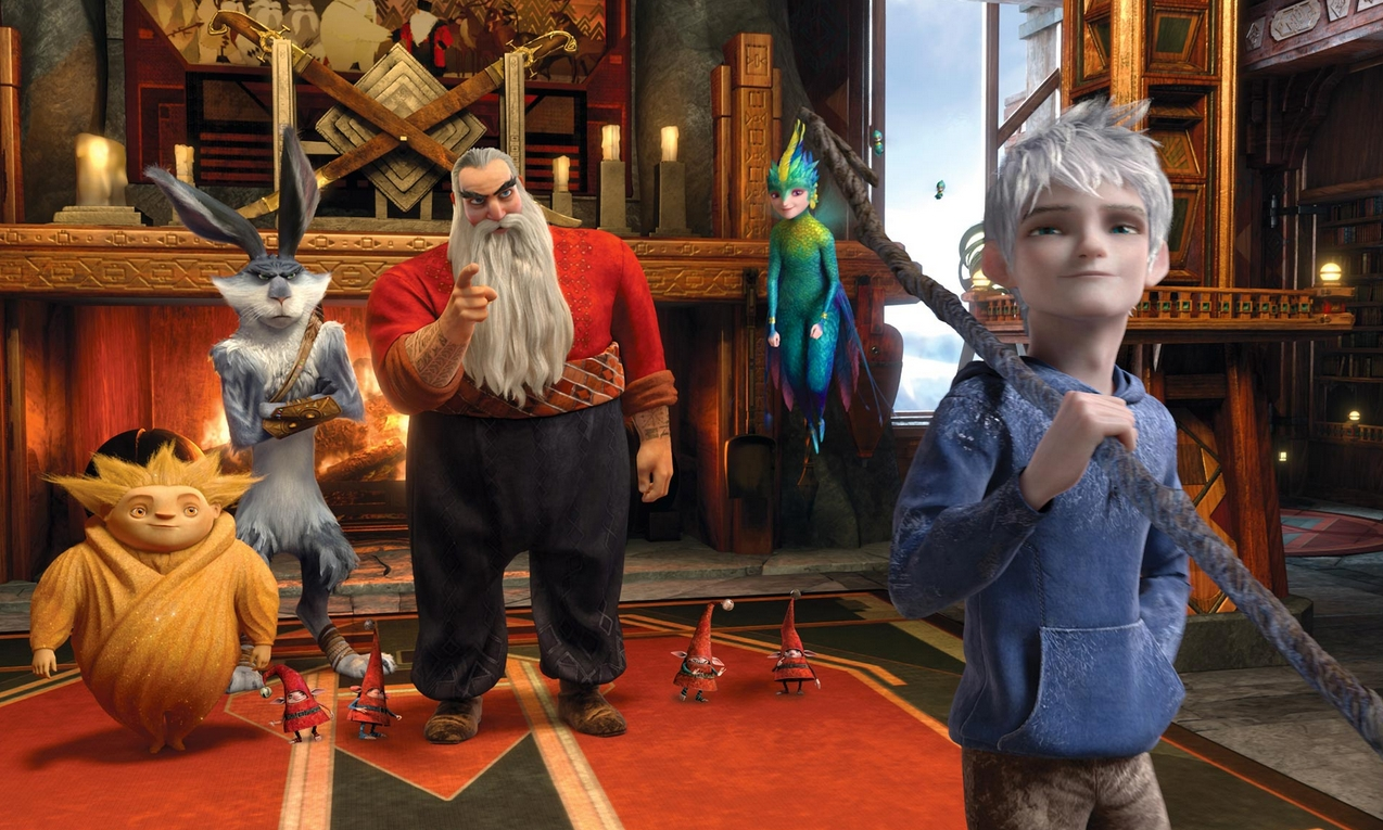 rise of the guardians movie review thoughts on film